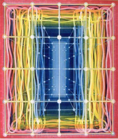 Rood, geel, blauw (Hermitage II) - J. H. Zevenbergen